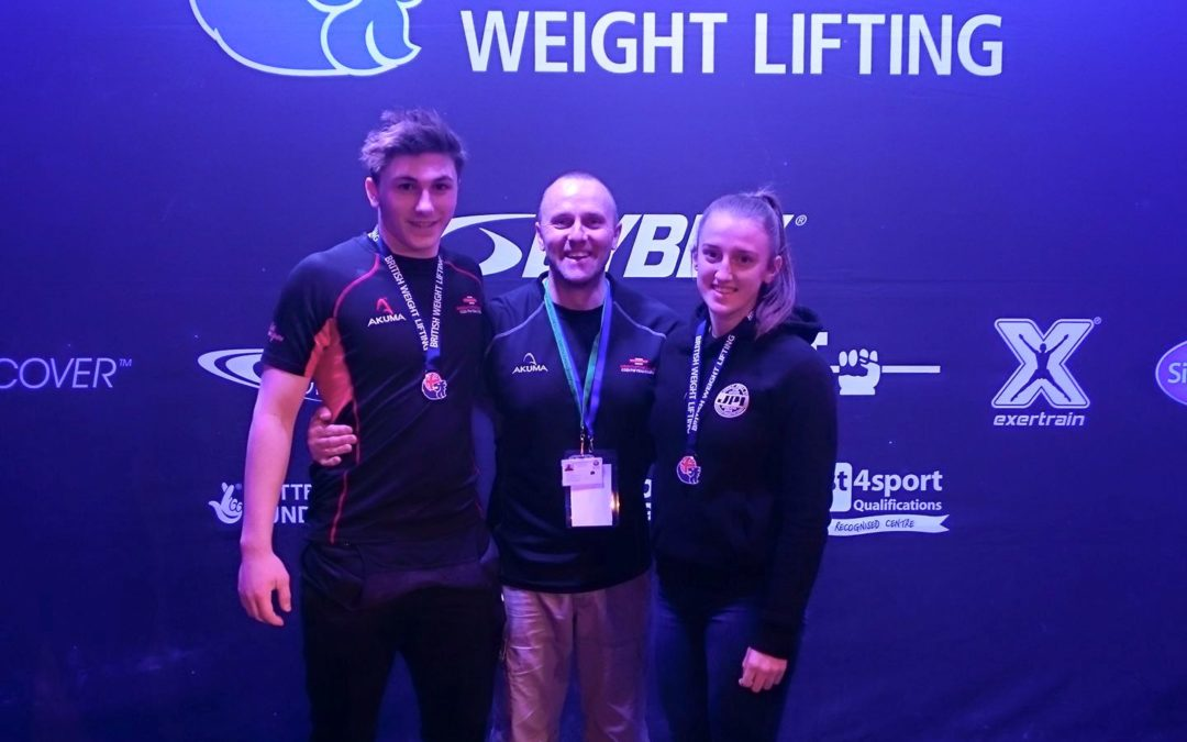 British Youth Gold Medalists