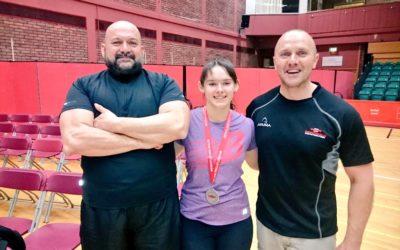 Anita Gains Silver at Welsh Senior Championships