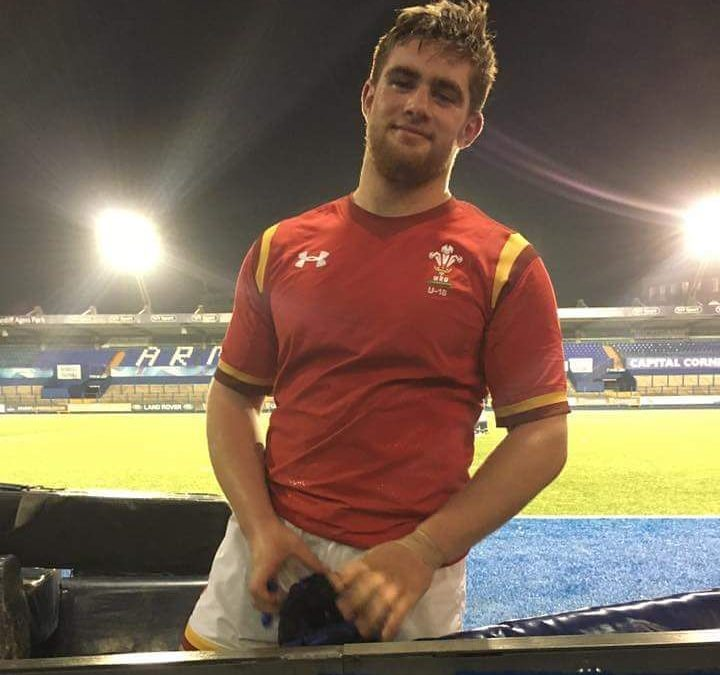Wales U18 Tour South Africa