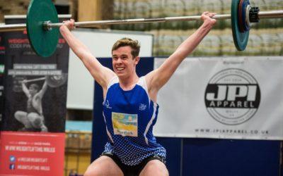 Ysgol Bro Gwaun plays host to a successful Pembrokeshire Schools Weightlifting Championships