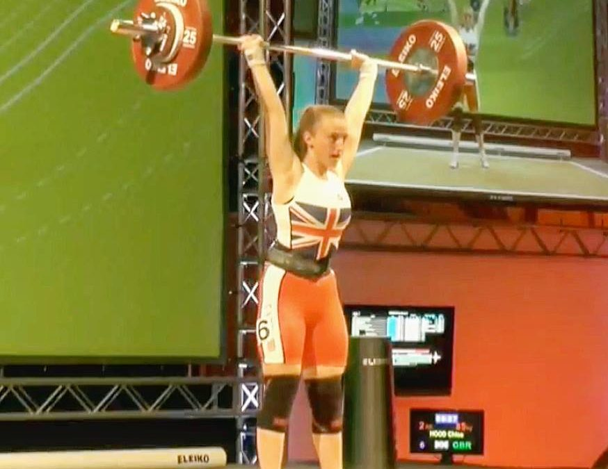 European Youth Weightlifting Championships July 2018