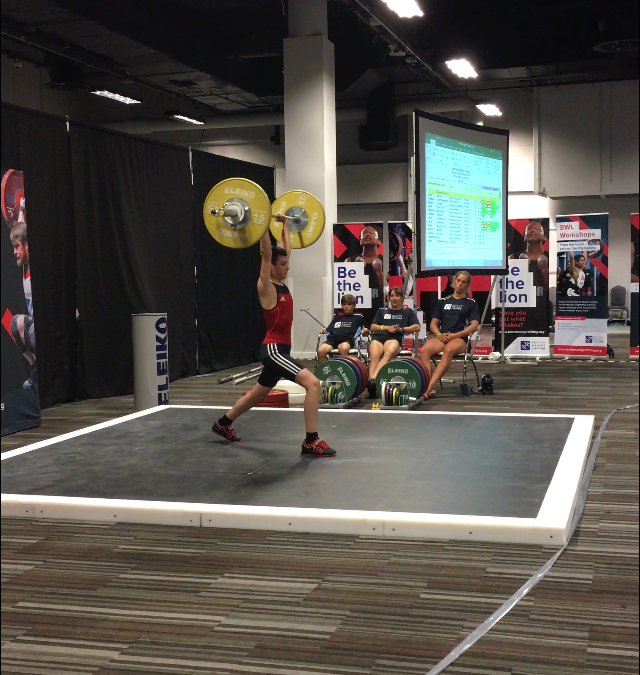 British National Championships July 2018