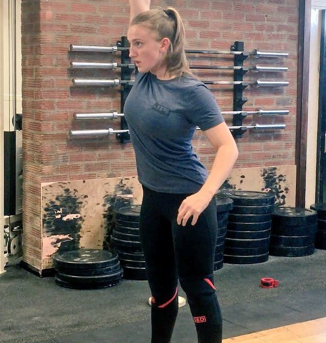 Female only fitness class