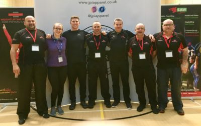 Dedicated volunteers open up participation to Weightlifting in Pembrokeshire