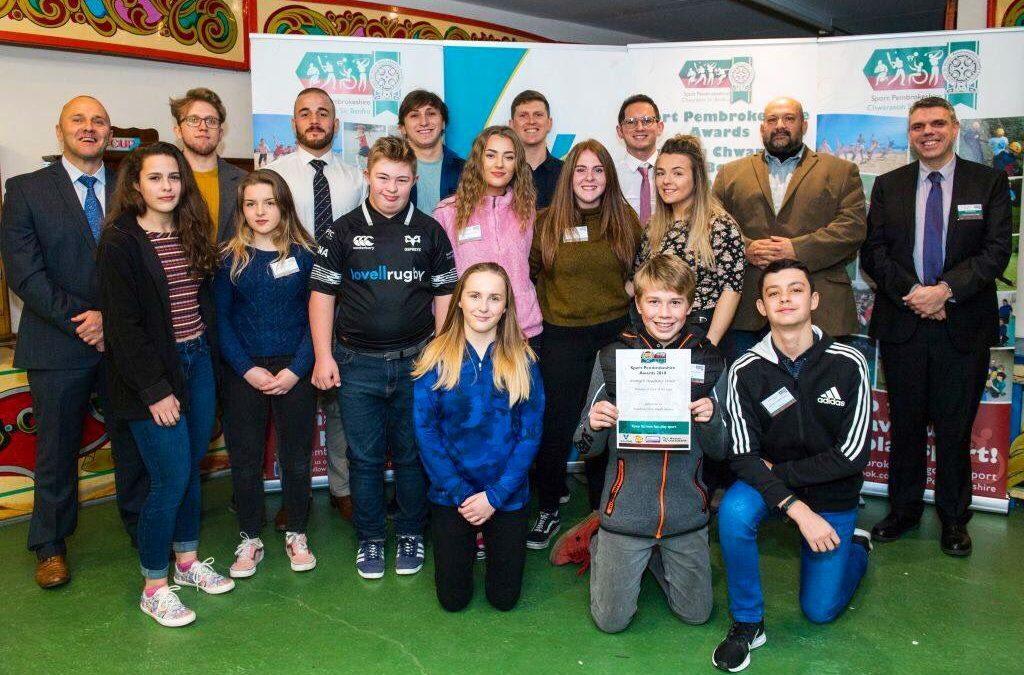 Pembrokeshire Sports Awards 2018
