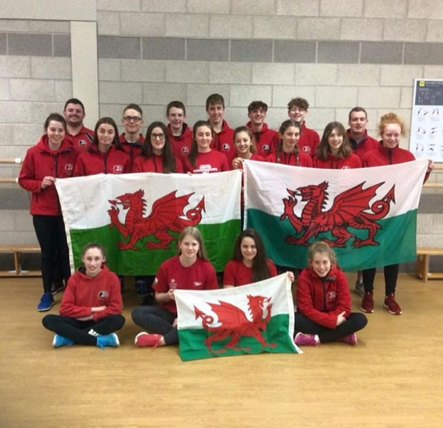 Pembrokeshire County Swimming