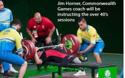 Over 40's Strength training