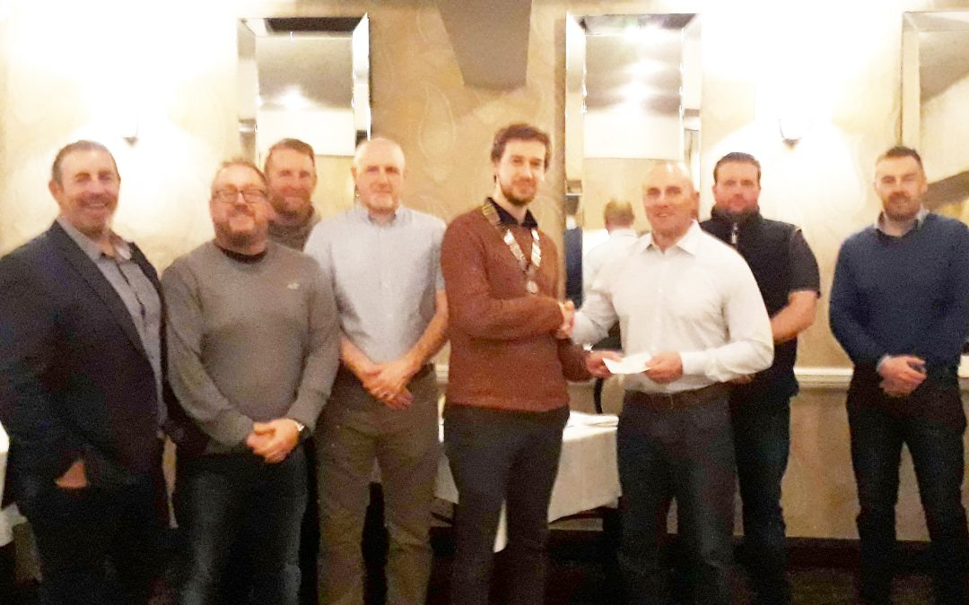 Haverfordwest Round Table support Youth health and fitness development