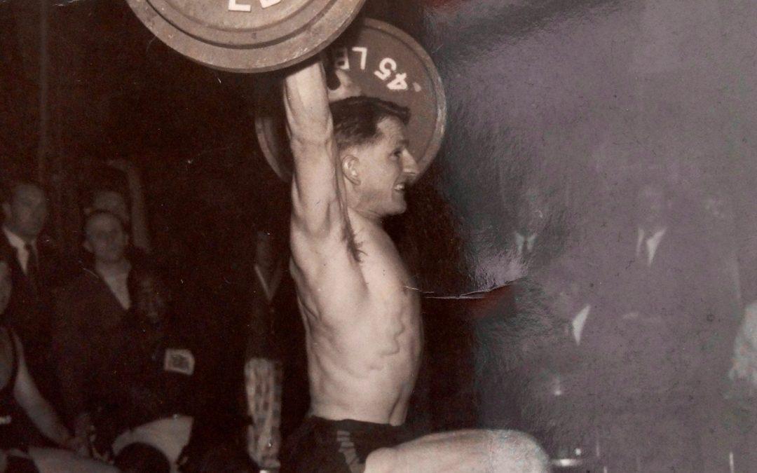 When Weightlifting began in Pembrokeshire