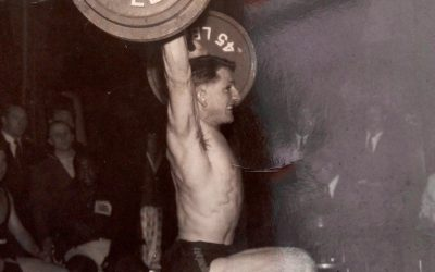 When Weightlifting began in Pembrokeshire