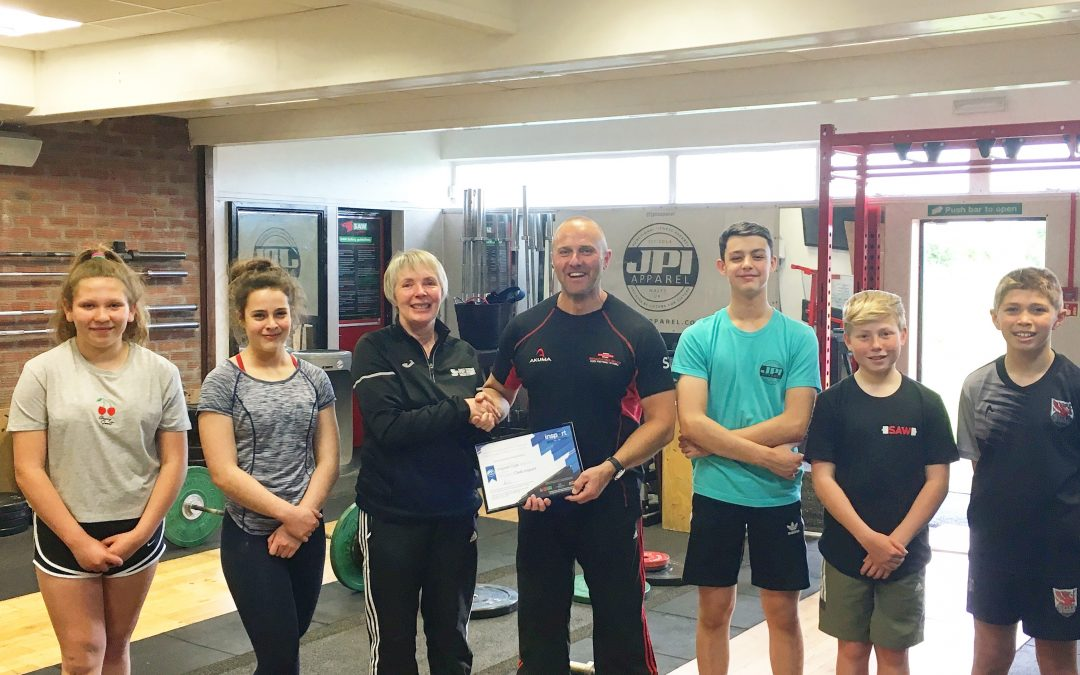 Changing attitudes & perceptions – Disability 'In Sport' Award