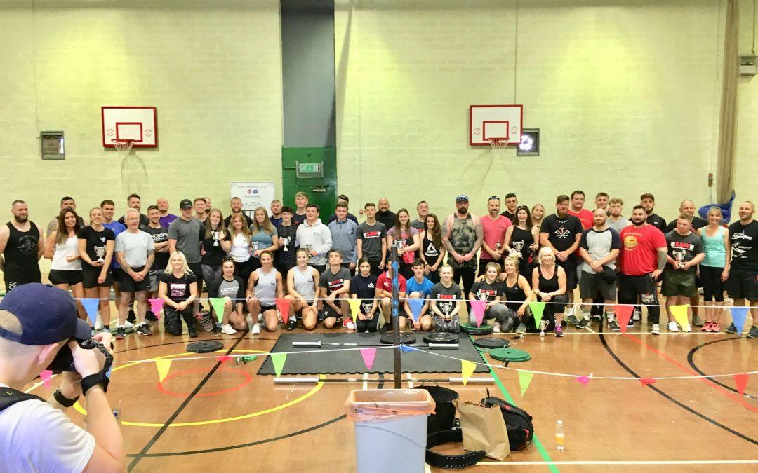 Pembrokeshire Strength Festival 2019