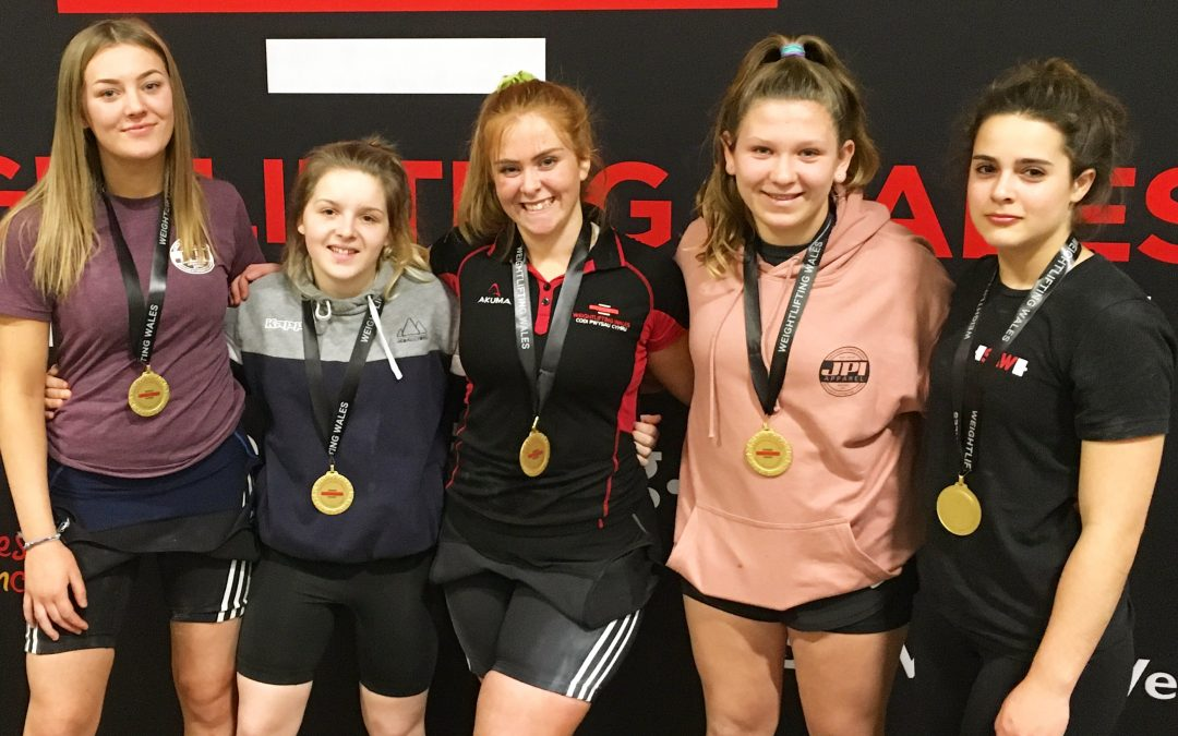 Welsh Age Group and Master Championships 2019