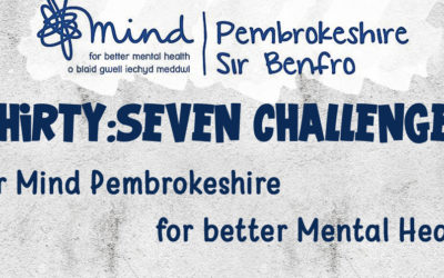 30:7 for Mind Pembrokeshire