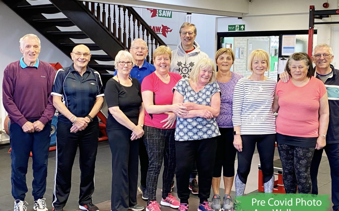 Covid-19 Recovery – Health, Fitness & Wellbeing Programme 2021