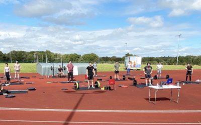 U18's Outdoor Strength & Conditioning