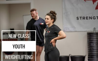 Youth Weightlifting – New class